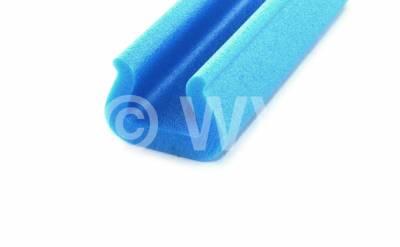 NOMAPACK_3002261_U-Schaumprofil_blau_41mmx35mmx12mm