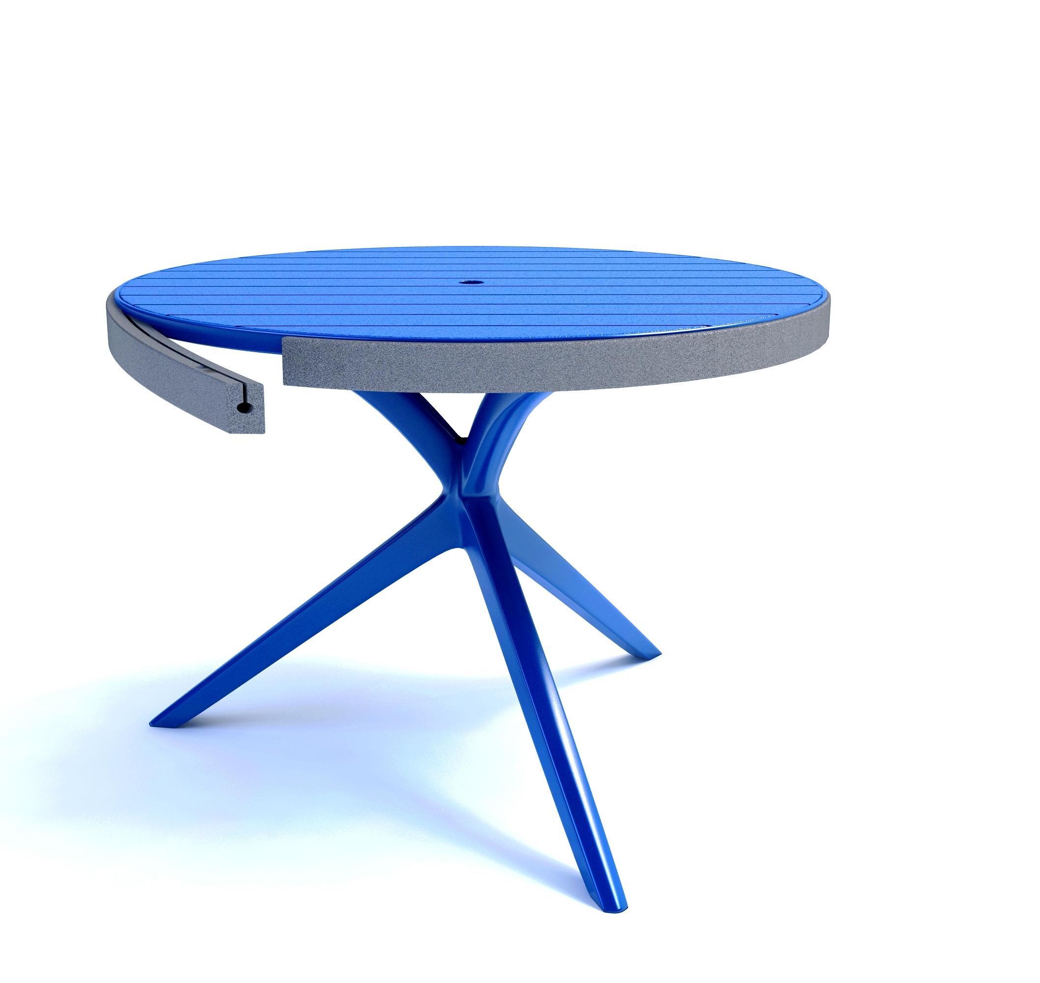 Tischkantenschutz U-Schaumprofil von NMC Nomapack