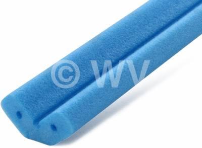 NOMAPACK_3002184 W-Schaumprofil_blau_Typ_20_52x52x21mm