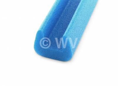 NOMAPACK_3002282_U-Schaumprofil_blau_31mmx30mmx28mm